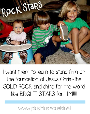 Raising Little Rock Stars