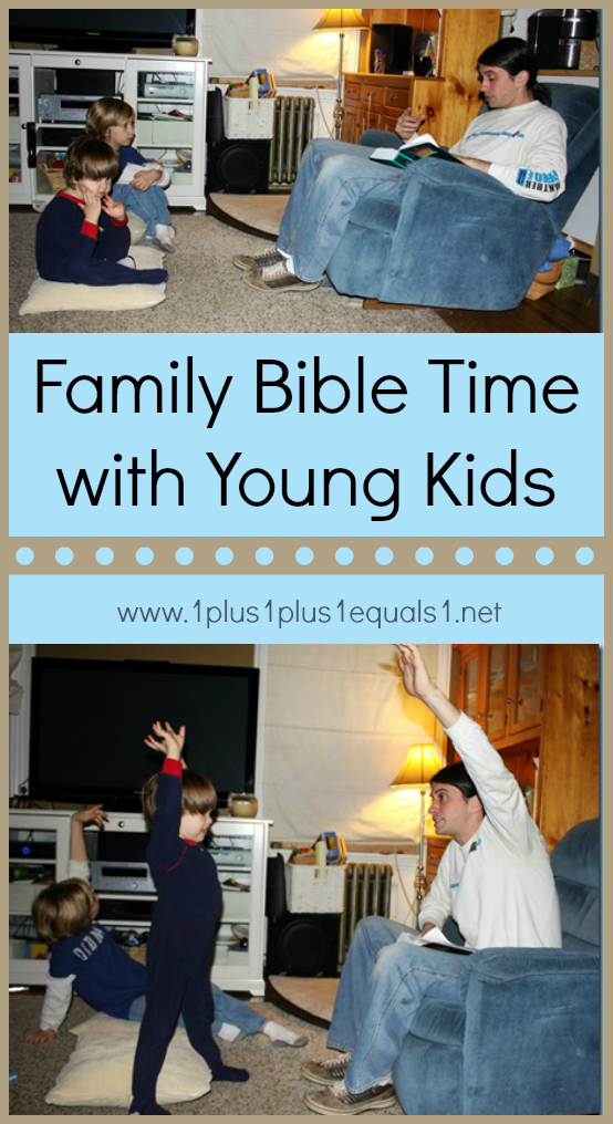 Family Bible Reading