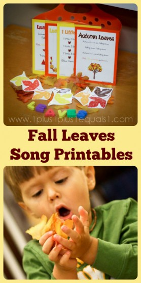 Fall Leaves Songs