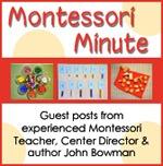 Montessori Minute