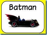 Batman Easy Reader
