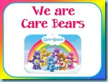 Care Bears Easy Reader