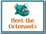 Octonauts Easy Reader