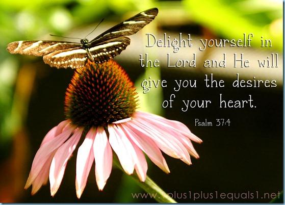 Psalm 37 verse 4
