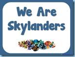 Skylanders Easy Reader s