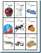 A Vocab Cards