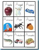 A Vocab Cards