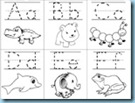 Animal ABC Flashcards 1