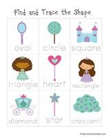 Princess Preschool Pack 6