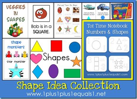 Shape Ideas