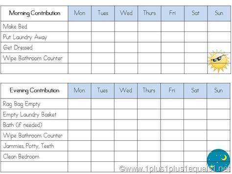 Summer Challenge Krash Checklist