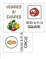 simple rectangle bookVEGGIE TALES shapes1