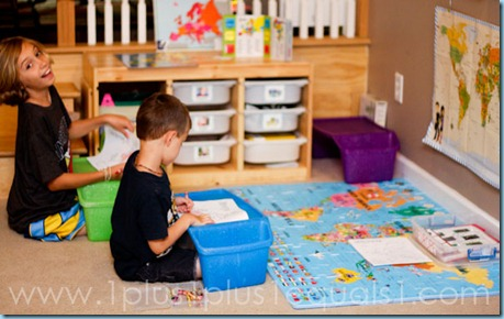 Homeschool Europe Continent Box-8435