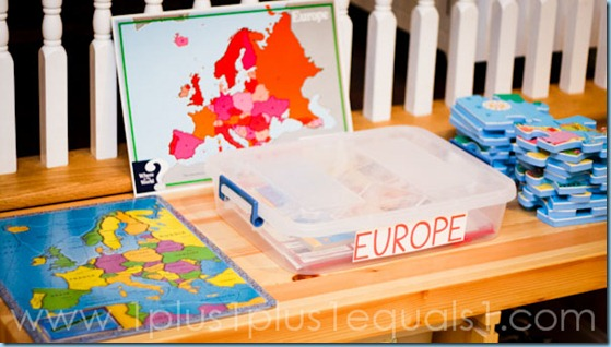 Continent Box Europe