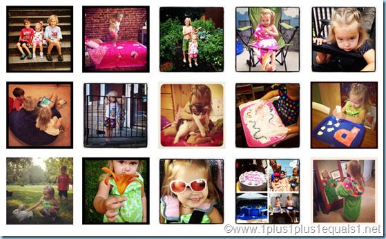 Ladybug's Instagram Week