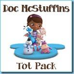 Doc McStuffins Tot Pack