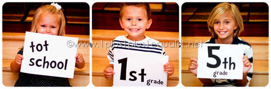 Homeschool Photos