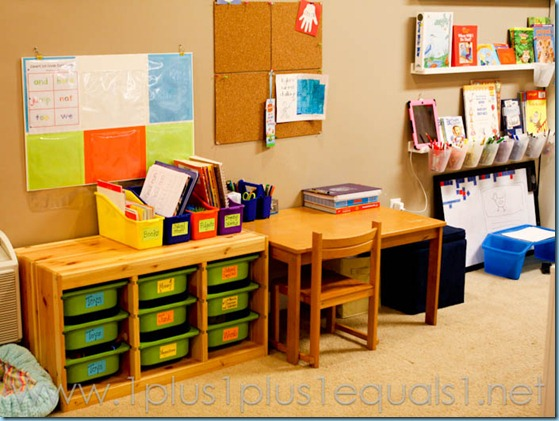 Homeschool Room-0934