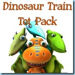 Dinosaur Train Tot Pack