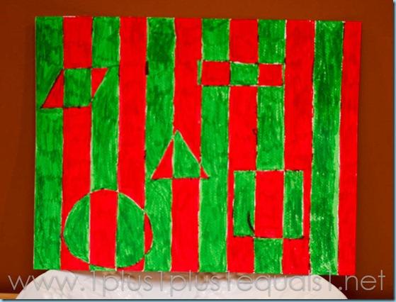 Home Art Studio Op Art