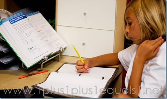 5th Grade Homeschool Math