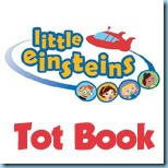 Little Einsteins Tot Book