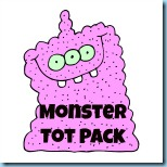 Monster Tot Pack