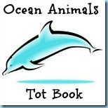Ocean Animals Tot Book