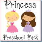 Princess preschool Pack