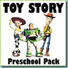 Toy Story Preschool Pack