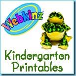 Webkinz_K_Printables