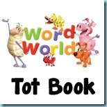 Word World Tot Book