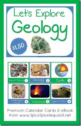 Let's Explore Geology Bundle