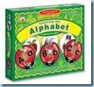 Ladybug Alphabet Puzzle