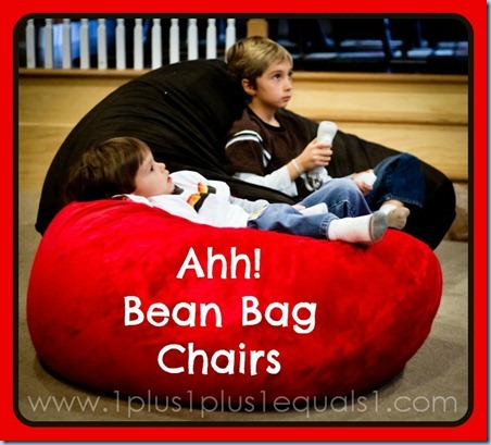 Ahh Bean Bag Chairs
