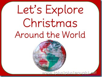 Lets Explore Christmas Around the World eBook