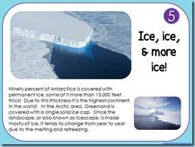 Let's Explore The Arctic and Antarctica eBook 6