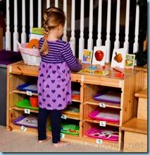 Home Preschool Letter A -8079