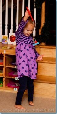 Home Preschool Letter A -8086