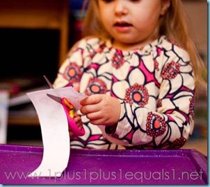 Home Preschool Letter A -8154