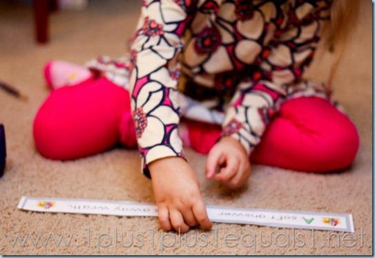 Home Preschool Letter A -8156