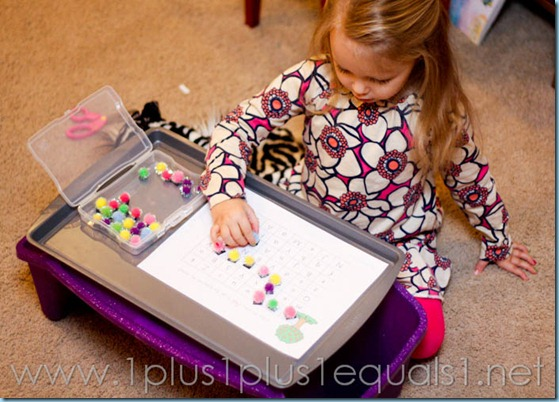 Home Preschool Letter A -8170