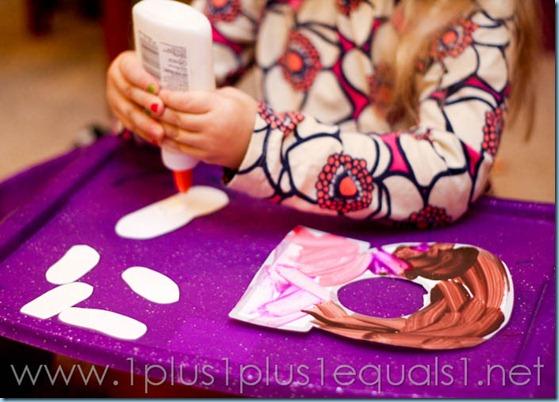 Home Preschool Letter A -8178