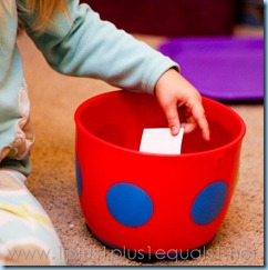 Home Preschool Letter A -8190