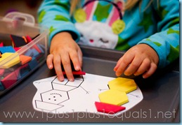 Home Preschool Winter Theme -7013