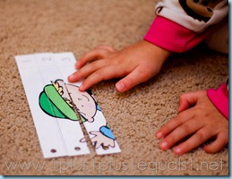 Home Preschool Winter Theme -7128