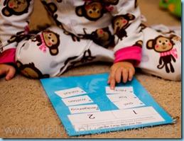Home Preschool Winter Theme -7134