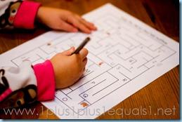 Home Preschool Winter Theme -7135