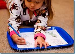 Home Preschool Winter Theme -7141