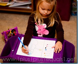 Home Preschool Winter Theme-7470